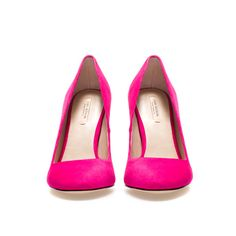 SUEDE COURT SHOE - Shoes - Woman | ZARA United States