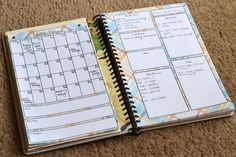 more diy planner ideas
