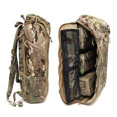 Titan Backpack - Low Vis - Backpacks - Bags, Backpacks, Packs London Bridge Trading Inc.