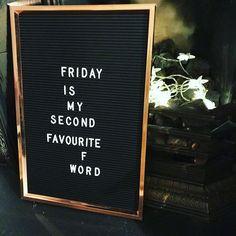 Needs no caption. Happy Friday folks.