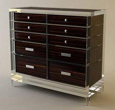 Jonathan Franc. Lucite FurnitureAcrylic ...