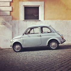 Really small European car