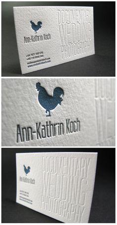 Inspiração: cartões de visita - Choco la Design   Choco la Design   Design é como chocolate, deixa tudo mais gostoso.