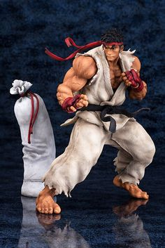 Fighters Legendary《快打旋風 III 3rd STRIKE》龍リュウ (マイルストン流通限定) | 玩具人Toy People News