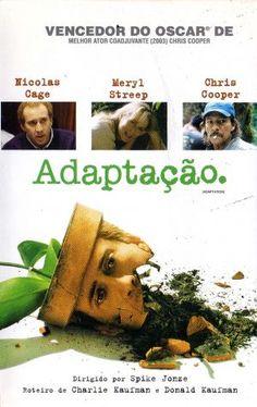 Adaptation. movie brazilian cover