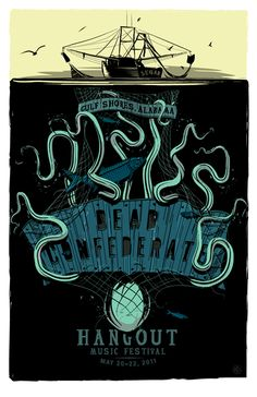 Awesome Poster...Awesome Festival...I want to go some year.