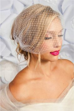 Six standout wedding hairstyles that match any dress http://mercinewyork.com/blog/?p=8498