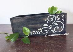 Cassetta di legno portavasi Rinascimento