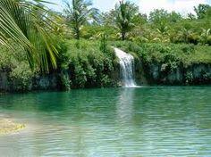 Aguas de Moises, aguas termales, Anzoategui, Venezuela