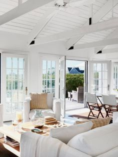 Ceiling treatment possibility