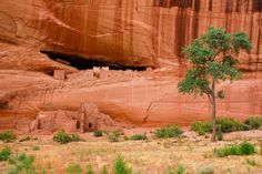 2. Canyon de Chelly National Monument: White House Ruins