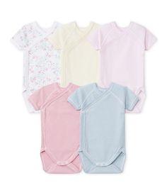 Lot 2 Pyjamas Obaibi Grain de Blé fille 3 mois  a66276f528c
