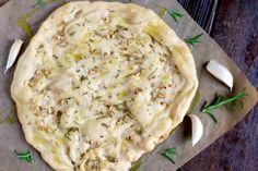 Grain-Free Rosemary Garlic Flatbread