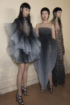 Iris Van Herpen at Couture Fall 2017 - Livingly
