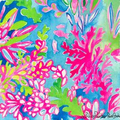 Lilly Girl weekend #goals: Brighten things UP. #TGIF #lilly5x5