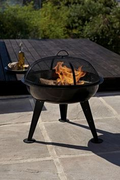 Pizza Firepit from Next