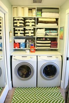 """Determine more relevant information on """"laundry room stackable washer dryer"""". Take a look at our internet site. Laundry Closet, Laundry Room Organization, Small Laundry, Laundry Rooms, Laundry Center, Laundry Drying, Mud Rooms, Organizing, Small Storage"""