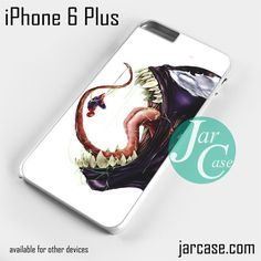 Venom eating spiderman Phone case for iPhone 6 Plus and other iPhone devices