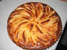 幸せタルトとろける林檎とチーズカスタード Apple Cheese Custard Pie