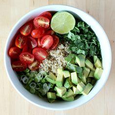 Quinoa Summer Salad #recipe #ontheblog — Ever Sweet Pastry Boutique