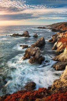 Coast of California by Ryan Buchanan on 500px