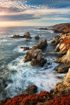 Coast of California by Ryan Buchanan on 500px