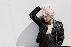 "Beast's Hyunseung gears up for his new first mini album, called ""My."" Description from twenty2blog.com. I searched for this on bing.com/images"