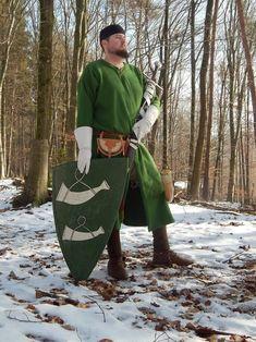 Ridder van lage adel. CA 1200-1250