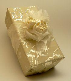 Wedding gift packaging | Flickr
