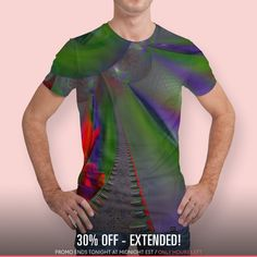 Discover «Serenity», Exclusive Edition Men's All Over T-Shirt by Diana  Coatu - From $44 - Curioos