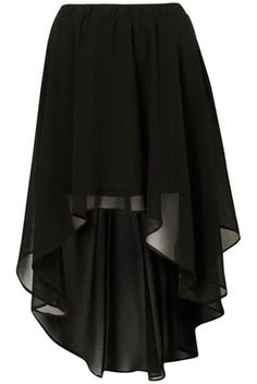 high low skirts  my obsession  TOPSHOP