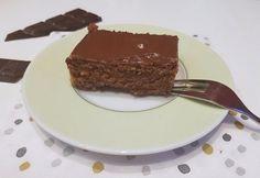 Schokoladen-Blechkuchen mit Schokoguss