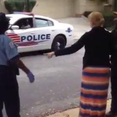 A White Woman Confronts Police Harassing a Black Man, and the Result Is Stunning