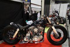 Harley-Davidson FLH Electra Glide Shovelhead | Japan | photo ©Lennard Schuurmans