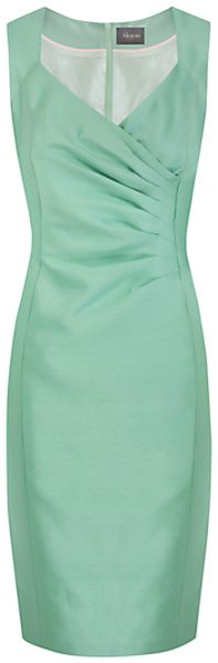 Alexon Alexa Dress Mint in Green (mint) - Lyst