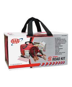 Take a look at this AAA 42-Piece Road Kit on zulily today!