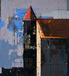 Kjell Nupen Gerhard Richter, Modern Art, Contemporary, Edvard Munch, Mixed Media Art, Painting Inspiration, Architecture Art, Landscape Paintings, Scandinavian