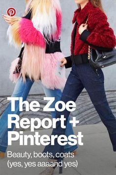"""Only on Pinterest—shop the exclusive 50-piece collection curated by star stylist and designer Rachel Zoe. When you see something you love, tap """"Buy it"""" and it's yours in 60 seconds or less, without ever leaving the app. And don't wait, this collection will only stick around for a week."""