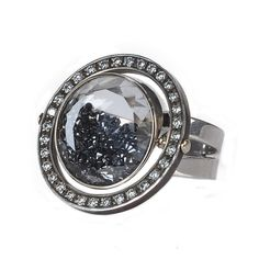 Mini Orbit Ring- Moritz Glik Ring   Fragments