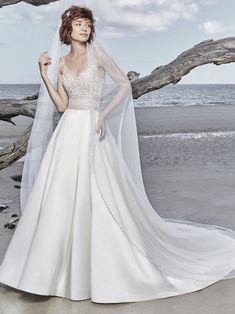 9adf7aae6e Saylor Wedding Dress Princess Wedding Dresses, Wedding Gowns, Mod Wedding,  Designer Wedding Dresses