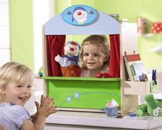 HABA Puppentheater Mini Shop 5692