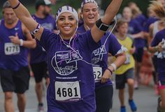 PurpleStride Pittsburgh 2016 Presented by HM Insurance Group - Pancreatic Cancer Action Network