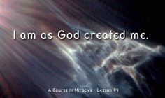 god created us in his image | When God made you He said the same thing that He said after every ...