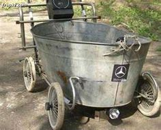 Very first mercedes benz :p