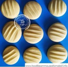 Custard Biscuit Recipe | FOOD LIKE AMMA USED TO MAKE IT Custard Biscuits, Butter Biscuits Recipe, Biscuit Recipe, South African Recipes, Indian Food Recipes, Danish Butter Cookies, Custard Powder, Recipe Generator, Nigerian Food