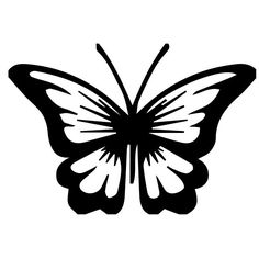 Name Wall Decals Butterfly Decal Vinyl Flower Sticker For Girl - Butterfly vinyl decals