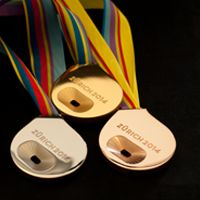 "Medaille ""European Athletics Championships 2014"""
