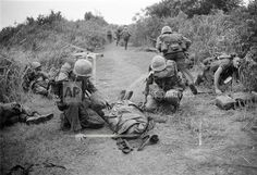 difference between ww2 and vietnam war