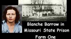 blanche barrow & A young Bonnie Parker http://www.pinterest.com/pin/34128909650180594/
