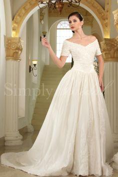 Ruth Gown - Wedding Dress - Simply Bridal